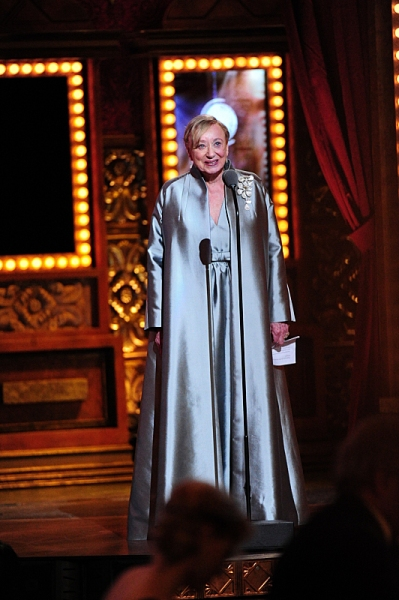 THE 68TH ANNUAL TONY AWARDS, broadcast live from Radio City Music Hall, Sunday, June 8 (8:00-11:00 PM, live ET/ delayed PT) on the CBS Television Network. Golden Globe and Tony Award-winning actor Hugh Jackman hosts. Pictured: winner Costume designer Jane