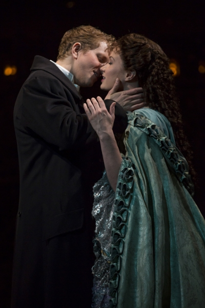 Jeremy Hays & Sierra Boggess