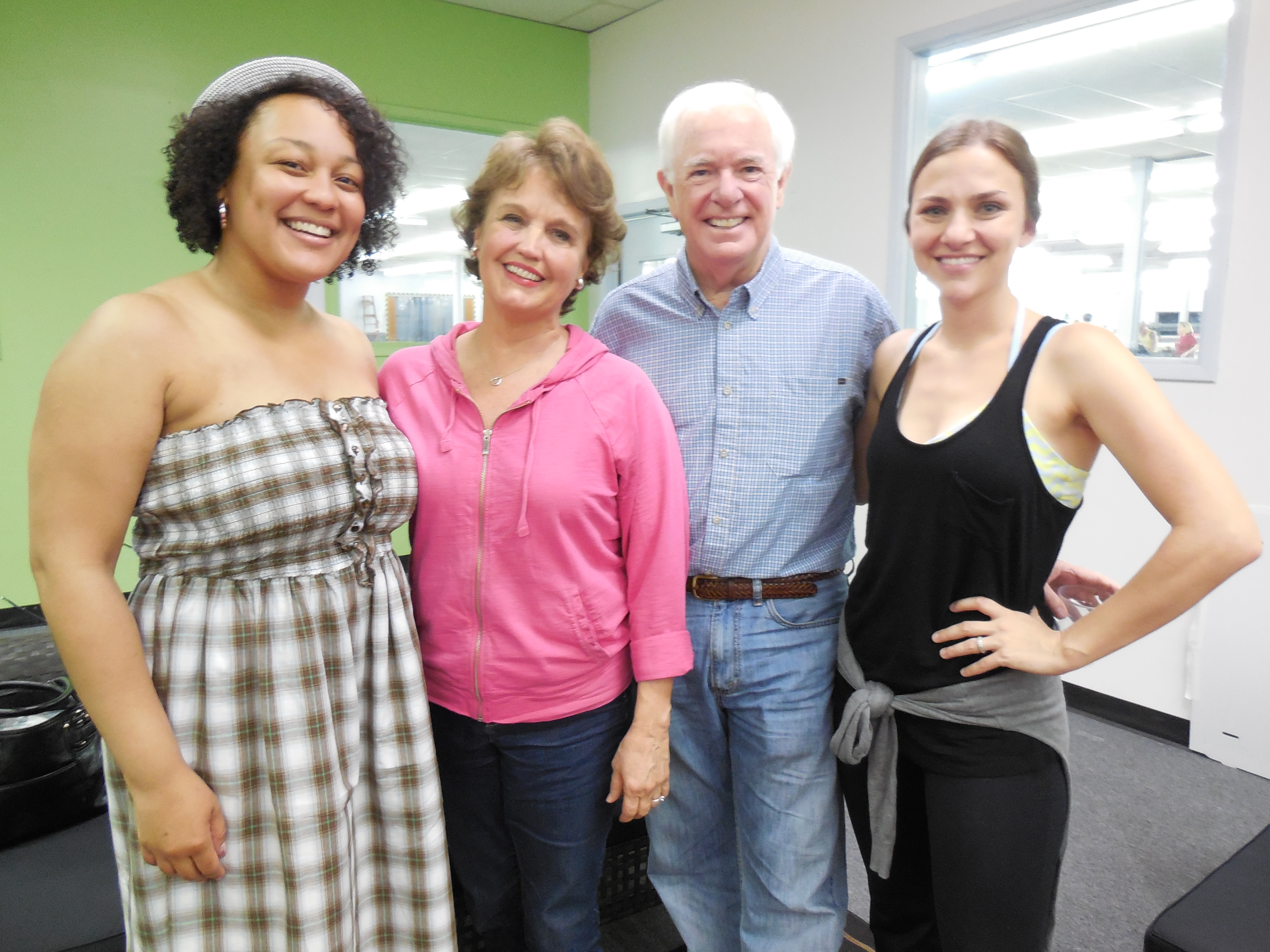 BWW Interviews: TUTS Underground Cast Members Talk Texas Premiere of HANDS ON A HARDBODY