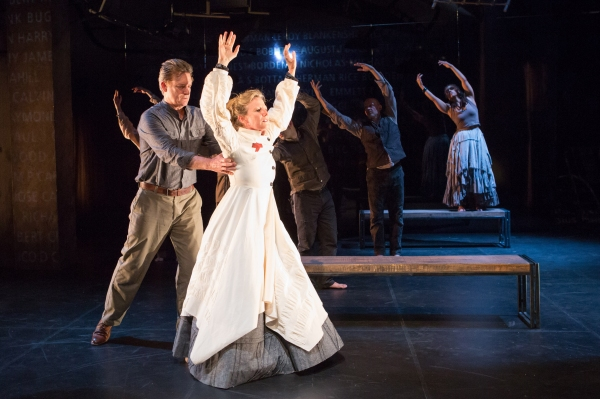 Photo Flash: First Look at Bill Pullman & More in Arena Stage's HEALING WARS