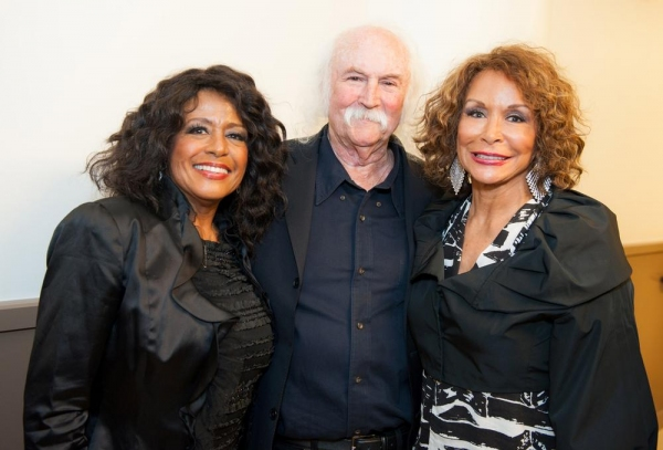 Backstage with Scherrie Payne, Davis Crosby and Freda Payne