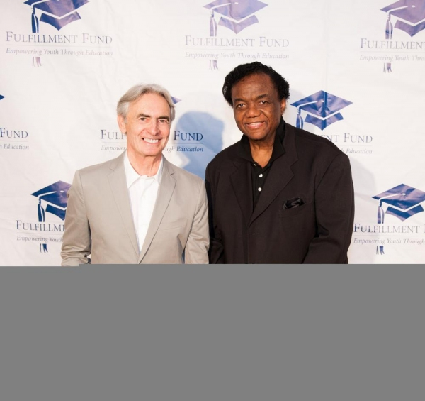 David Steinberg (Host) and Lamont Dozier (Honoree)