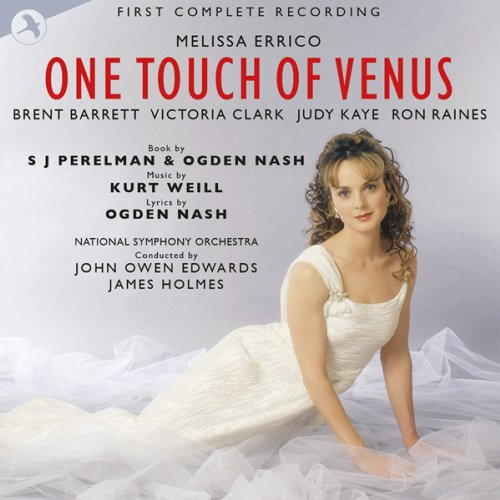 BWW CD Reviews: Jay Records' Complete ONE TOUCH OF VENUS is a Sterling Recording of a Forgotten Favorite