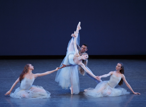 Photo Flash: School of American Ballet's 2014 Workshop Performance Benefit Raises Almost $860,000