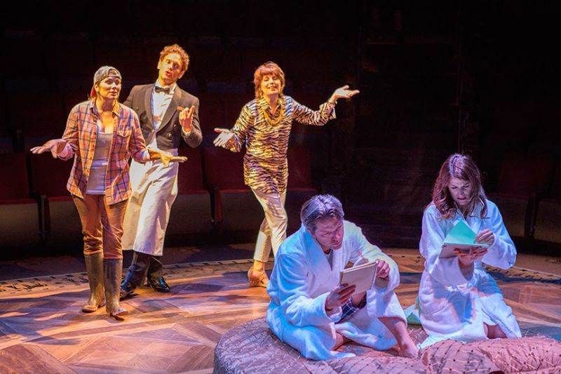 BWW Reviews: The Old Globe's New Musical DOG AND PONY