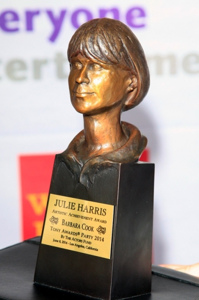 The Julie Harris Award for Artistic Achievement