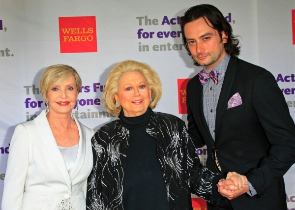 Florence Henderson, Barbara Cook and Constantine Maroulis