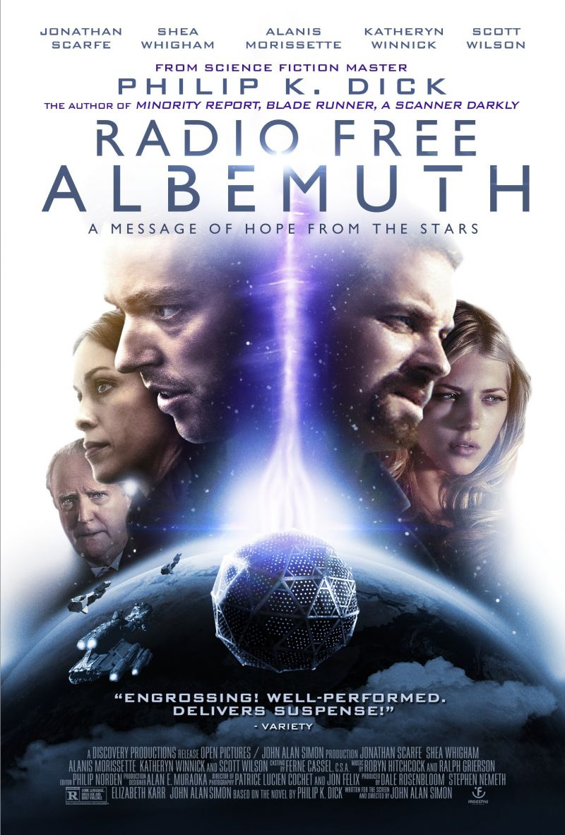 Poster Debuts for RADIO FREE ALBEMUTH, Hitting Theaters Today
