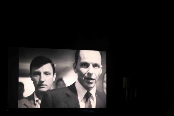 Frank MIlitary & Frank Sinatra
