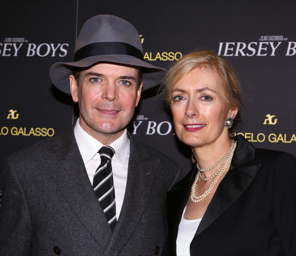 Jefferson Mays and Susan Lyons