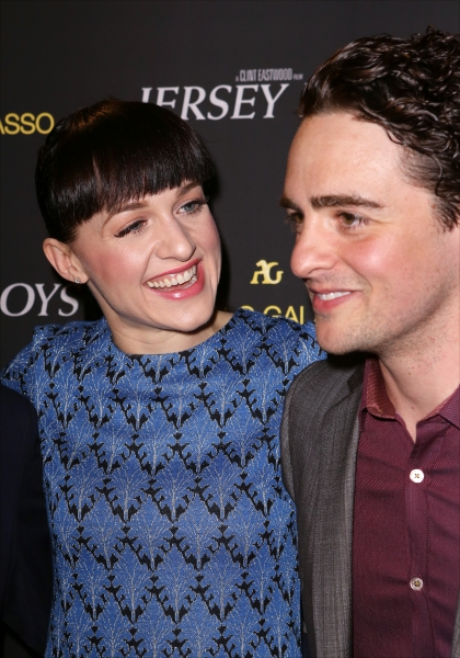 Lena Hall and Vincent Piazza
