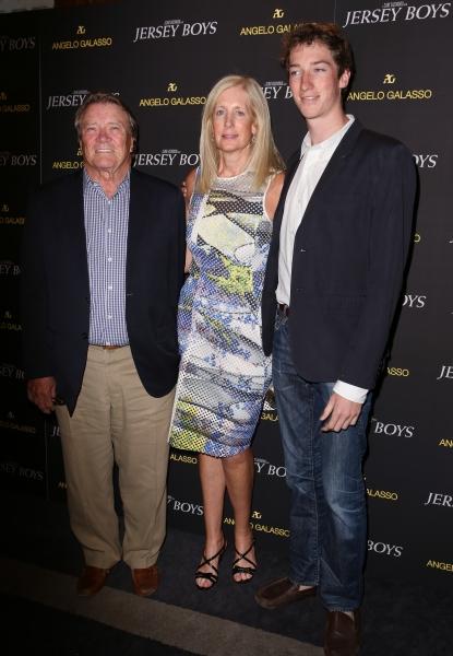 Steve Kroft and family