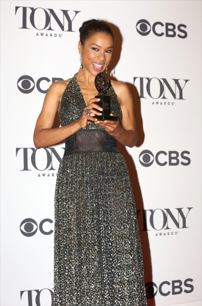 Photo Coverage: Inside the 2014 Tony Awards Winners' Circle - The Women