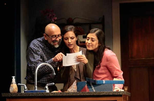 Bernard White, Tala Ashe, Nadine Malouf