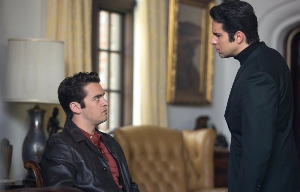 Vincent Piazza, John Lloyd Young