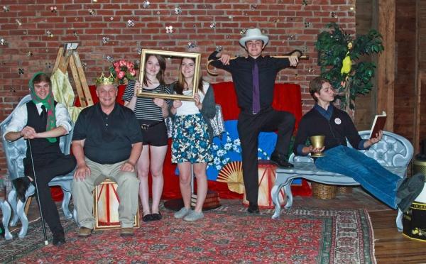 Photo Flash: CRT Announces 2014 Pavilion Award Winners