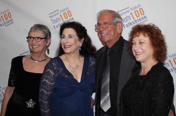 Michele Marsh, Rosalind Harris, Topol and Neva Small Photo