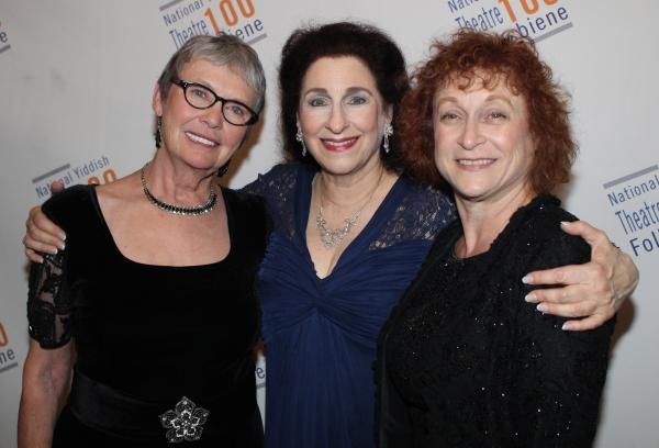 Michele Marsh, Rosalind Harris and Neva Small Photo