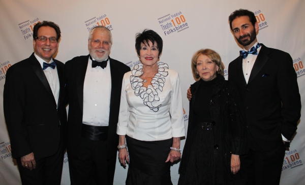 Photo Coverage: Chita Rivera & More RAISE THE ROOF at National Yiddish Theatre Benefit Concert