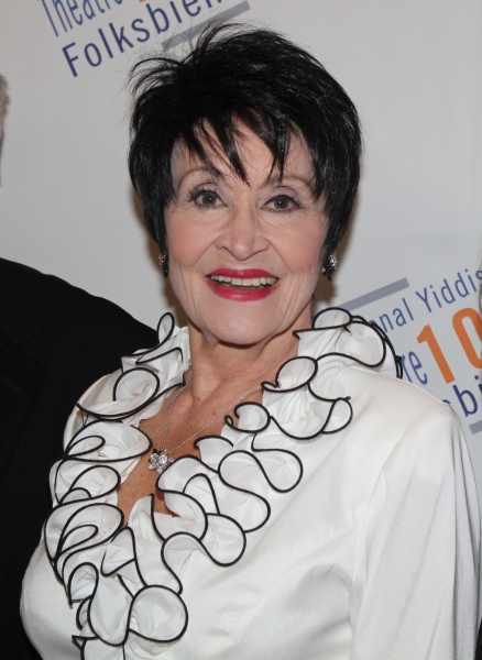 Photo Coverage Chita Rivera Amp More Raise The Roof At