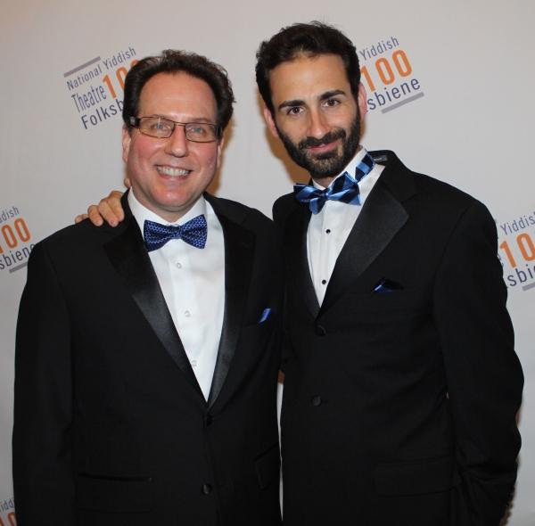 Gary John La Rosa and Erik Liberman