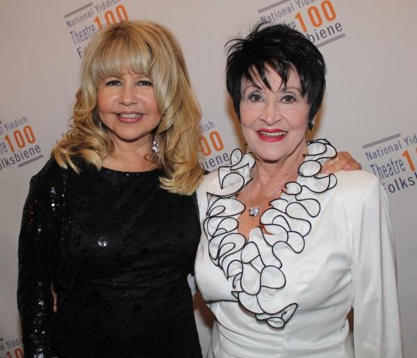 Pia Zadora and Chita Rivera