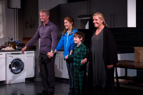 CJ Wilson, Lisa Joyce, Henry Keleman, Mary McCann Photo