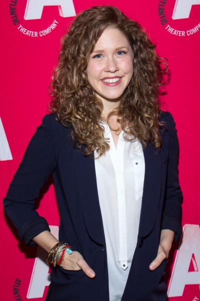 Photo Coverage: Atlantic Theatre Compnay's OUR NEW GIRL Celebrates Opening Night