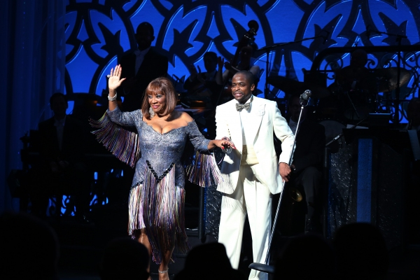 Photo Coverage: Patti LaBelle Takes First Bows in Broadway's AFTER MIDNIGHT!