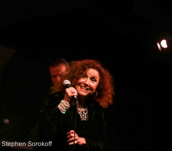 Photo Coverage: Melissa Manchester Makes Cafe Carlyle Debut in YOU GOTTA LOVE THE LIFE