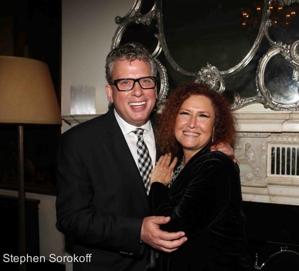 Billy Stritch & Melissa Manchester