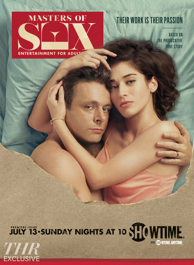 First Look - Key Art for Season 2 of Showtime's MASTERS OF SEX