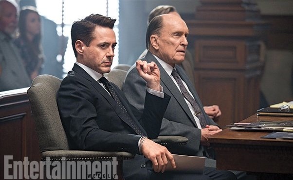 First Look: Robert Downey Jr. Stars in Courtroom Drama THE JUDGE