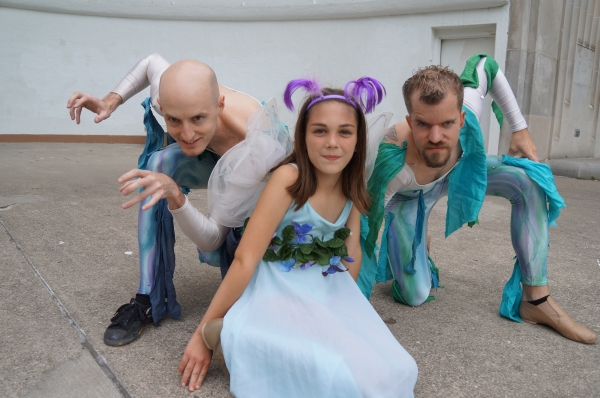 Photo Flash: Sneak Peek - A MIDSUMMER NIGHT'S DREAM at Highland Park Bowl, Beginning 7/5