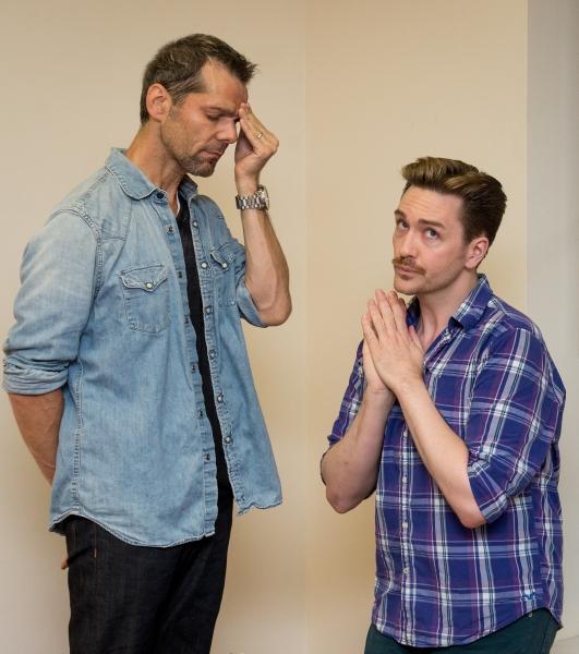 Photo Flash: Sneak Peek at BAYONETS OF ANGST, Coming to NYMF 2014 Tonight