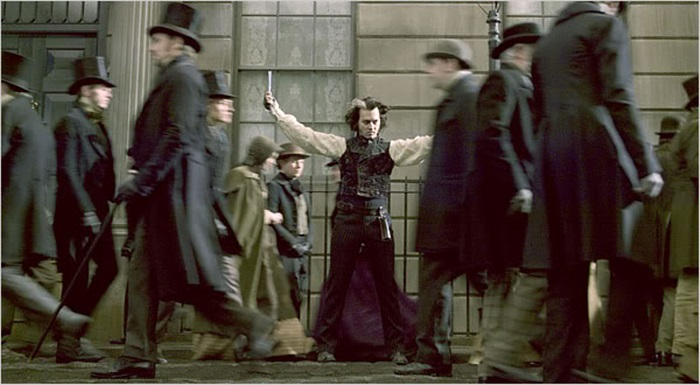 7 Days Of THE LORD & THE MASTER: Day #6 - SWEENEY TODD