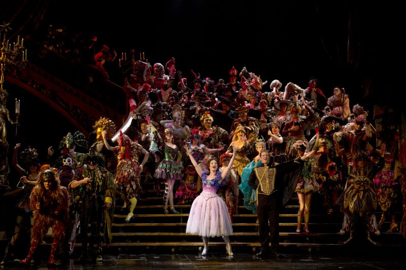 BWW Reviews:  Lewis and Boggess Add Luster to THE PHANTOM OF THE OPERA