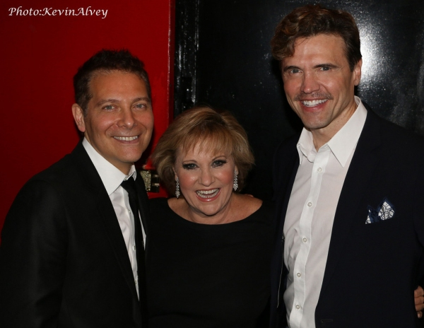 Photo Flash: Lorna Luft Plays Birdland
