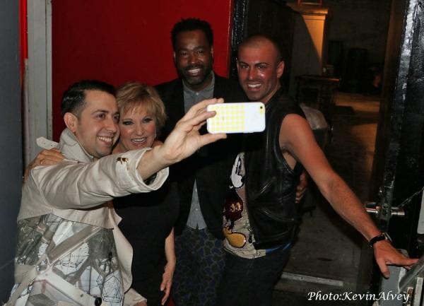 Viktor Luna, Lorna Luft, Emilio Sosa, Joshua McKinley Photo