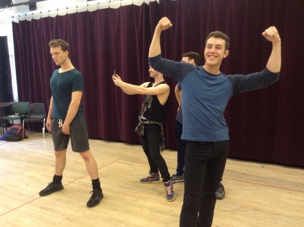BWW Interview: Jacob Tischler and Justin Petersen Talk GRINDR: THE MUSICAL