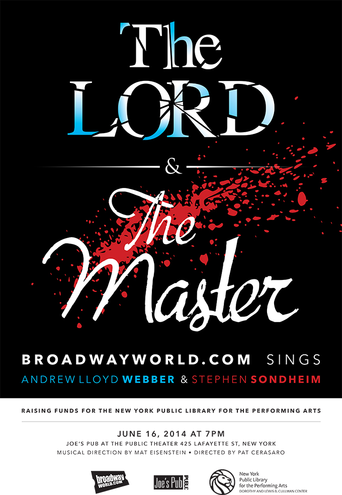 FLASH FRIDAY: The Lord & The Master - The Music Of Andrew Lloyd Webber & Stephen Sondheim