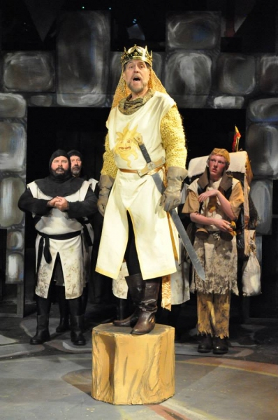 Photo Flash: First Look at MONTY PYTHON'S SPAMALOT at Lakewood Playhouse, 6/13-7/13