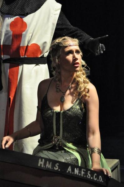 Photo Flash: First Look at MONTY PYTHON'S SPAMALOT at Lakewood Playhouse, 6/13-7/13