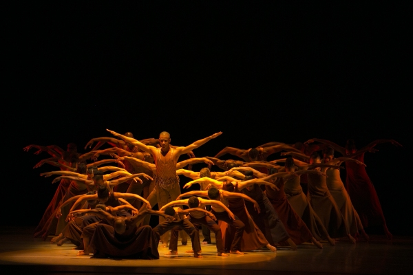 Photo Flash: First Look at 2014 AILEY SPIRIT GALA PERFORMANCE AND PARTY