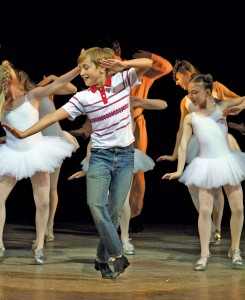 BILLY ELLIOT THE MUSICAL to Be Broadcast Live in Cinemas Worldwide This September