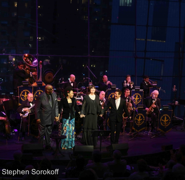 Photo Coverage: Michael Feinstein, Ann Callaway, and More Join Vince Giordano at Jazz at Lincoln Center