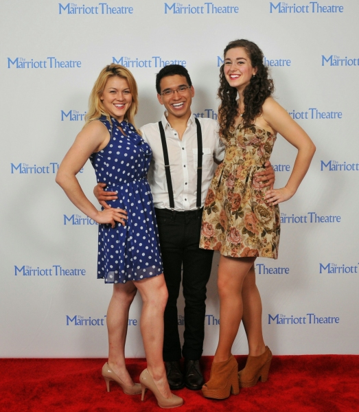 Betsy Stewart, Zachary Piser, Eliza Palasz Photo
