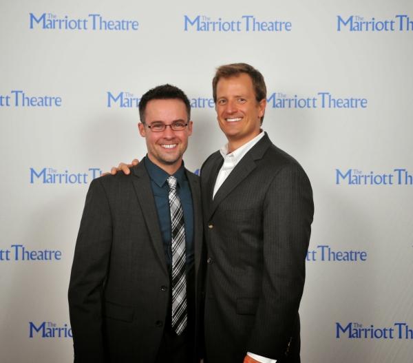 Matt Raftery, Aaron Thielen Photo