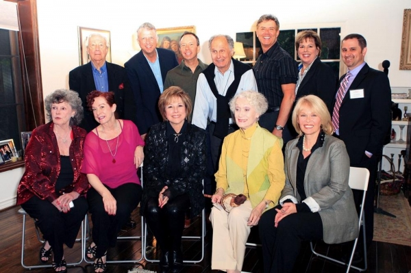 Photo Flash: Actors Fund Honors The Edwin Forrest Society for Shakespeare's 450th