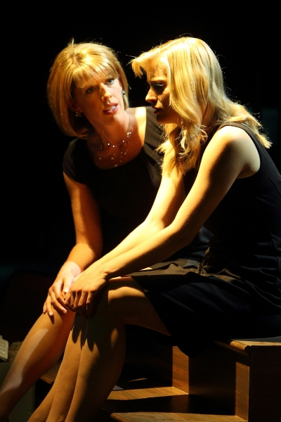 Trisha Rapier and Kathryn Boswell